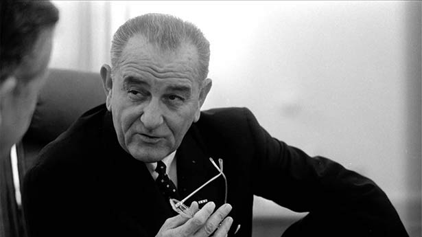 LBJ's Battle for Civil Rights