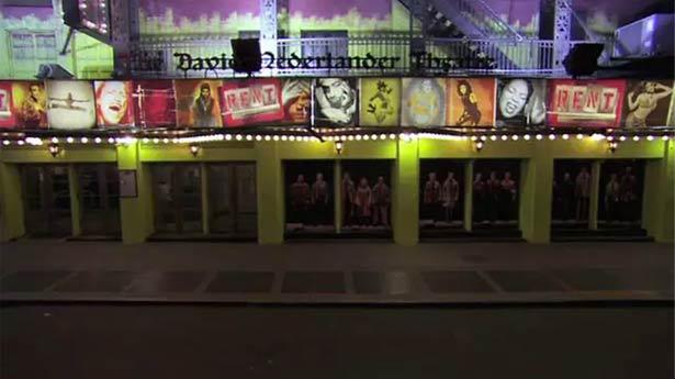 RENT: Final Days on Broadway